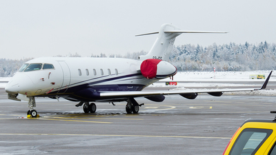 SP-SIS - Bombardier BD-100-1A10 Challenger 300 - Private