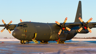 130343 - Lockheed CC-130H Hercules - Canada - Royal Canadian Air Force (RCAF)