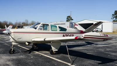 N705B - Beechcraft A35 Bonanza - Private