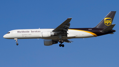 N409UP - Boeing 757-24A(PF) - United Parcel Service (UPS)