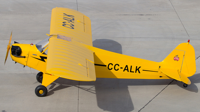 CC-ALK - Piper J-3C-65 Cub - Private