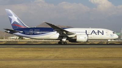 CC-BBA - Boeing 787-8 Dreamliner - LAN Airlines