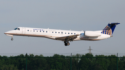N16561 - Embraer ERJ-145LR - United Express (ExpressJet Airlines)