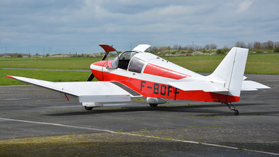 A picture of FBOFF - Jodel DR221 Dauphin - [49] - © Romain Roux