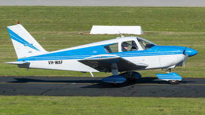 VH-WAF - Piper PA-28-180 Cherokee C - Private