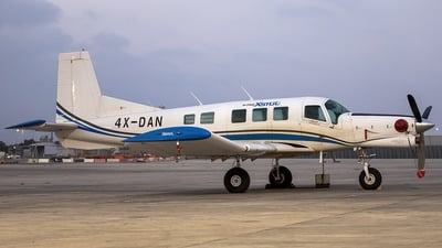 4X-DAN - Pacific Aerospace 750XL - Private