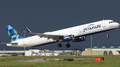 N974JT - Airbus A321-231 - jetBlue Airways