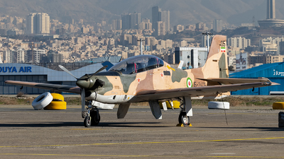 15-2405 - Embraer EMB-312 Tucano - Iran - Revolutionary Guard