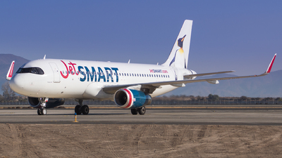 CC-AWG - Airbus A320-232 - JetSmart