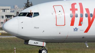 TC-AZP - Boeing 737-82R - Pegasus Airlines