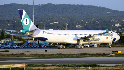 EC-MHL - Airbus A330-343 - Evelop Airlines