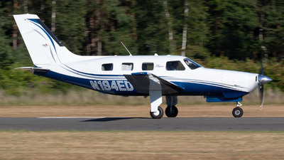 N194ED - Piper PA-46R-350T Matrix - Private