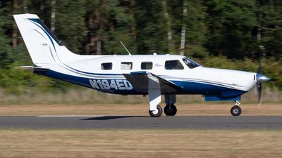 A picture of N194ED - Piper PA46R350T Malibu Matrix - [4692095] - © Jesse Vervoort
