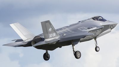 MM7358 - Lockheed Martin F-35A Lightning II - Italy - Air Force