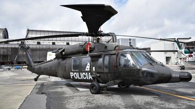 PNC-0606 - Sikorsky UH-60L Blackhawk - Colombia - Police