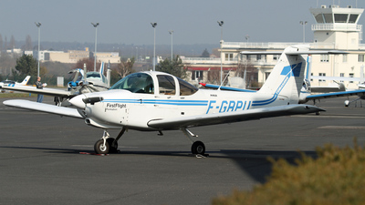 F-GBPU - Piper PA-38-112 Tomahawk - Private