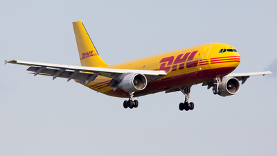 D-AEAH - Airbus A300B4-622R(F) - DHL (European Air Transport)