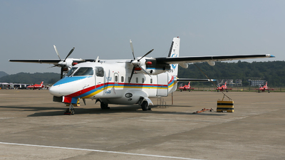 B-00PW - Harbin Y-12F - China Aviation Industry Corporation - AVIC