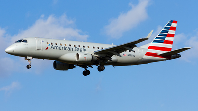 N138HQ - Embraer 170-200LR - American Eagle (Republic Airways)