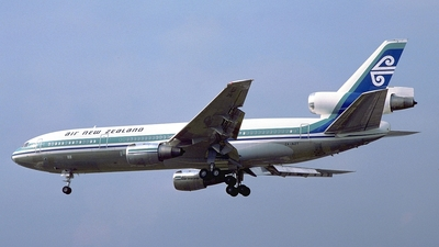 ZK-NZT - McDonnell Douglas DC-10-30 - Air New Zealand