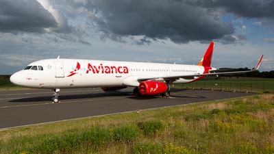 D-AAAM - Airbus A321-231 - Avianca