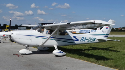9A-DGW - Cessna 182T Skylane - Private