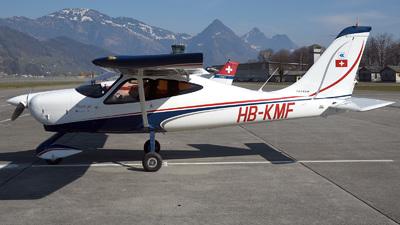 A picture of HBKMF - Tecnam P2008JC - [1006] - © Mirko Bleuer