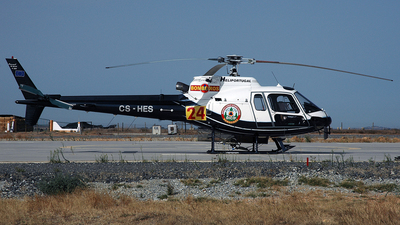 CS-HES - Aérospatiale AS 350B1 Ecureuil - HeliPortugal