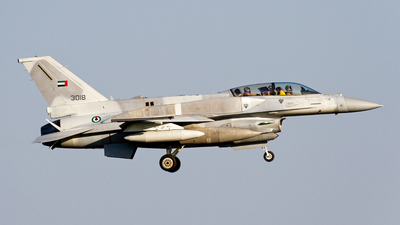 3018 - Lockheed Martin F-16E Fighting Falcon - United Arab Emirates - Air Force