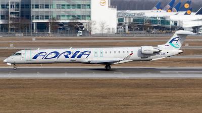 S5-AAN - Bombardier CRJ-900LR - Adria Airways