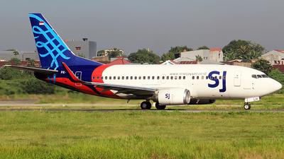 PK-CLH - Boeing 737-524 - Sriwijaya Air
