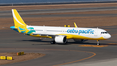 A picture of RPC4121 - Airbus A321271NX - Cebu Pacific - © KINCHAN