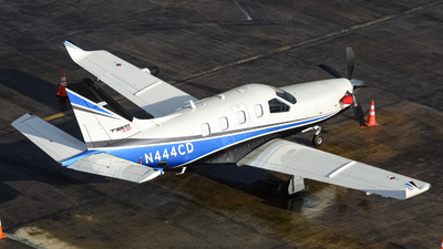A picture of N444CD - Socata TBM930 - [1166] - © Pablo Gaviria Angel