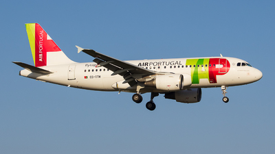 A picture of CSTTM - Airbus A319111 - TAP Air Portugal - © António Jorge Oliveira