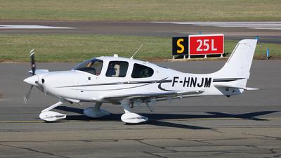 F-HNJM - Cirrus SR22 - Private