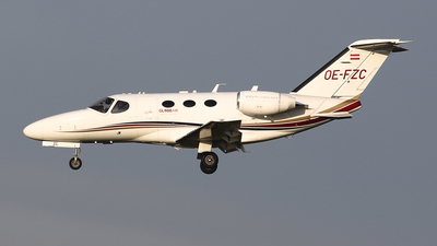 A picture of OEFZC - Cessna 510 Citation Mustang - GlobeAir - © BaszB
