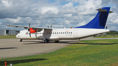 OY-JZH - ATR 72-212A(600) - Nordic Aviation Capital (NAC)