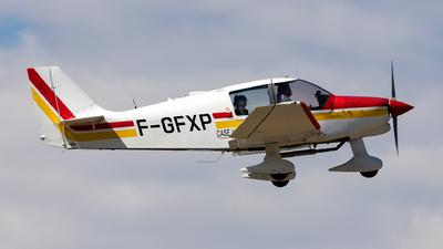 F-GFXP - Robin DR400/120 Dauphin 2+2 - Cercle Aeronautique de Strasbourg Entzheim (CASE)
