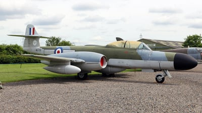 WS739 - Gloster Meteor NF.14 - United Kingdom - Royal Air Force (RAF)