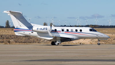 F-HJFG - Embraer 505 Phenom 300 - Private