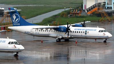 VN-B214 - ATR 72-212A(500) - Vietnam Air Services Company (VASCO)