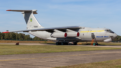 76683 - Ilyushin IL-76MD - Ukraine - Air Force