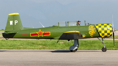 N4184G - Nanchang CJ-6A - Private