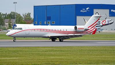 N209RW - Bombardier CRJ-200LR - Private