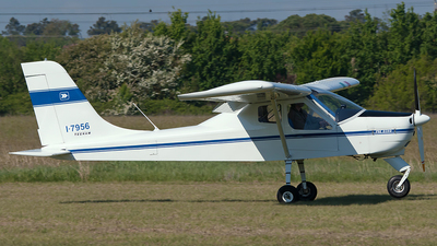 I-7956 - Tecnam P92 Echo - Private