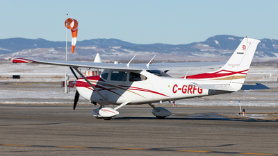 C-GRFG - Cessna T182T Turbo Skylane - Private