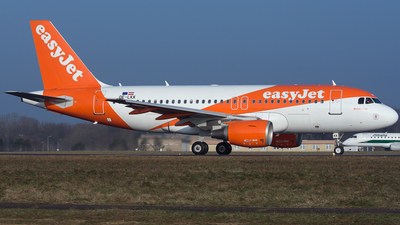 OE-LKK - Airbus A319-111 - easyJet
