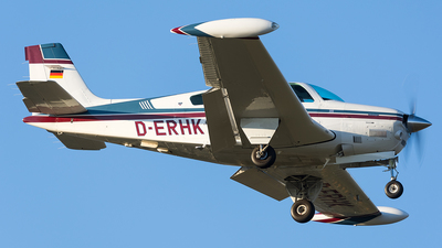 D-ERHK - Beechcraft F33A Bonanza - Private