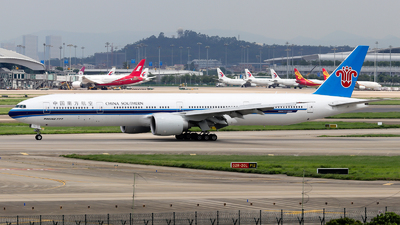 A picture of B2049 - Boeing 77731B(ER) - China Southern Airlines - © Jackson Zheng