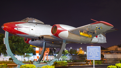 FAB4452 - Gloster Meteor F.8 - Brazil - Air Force